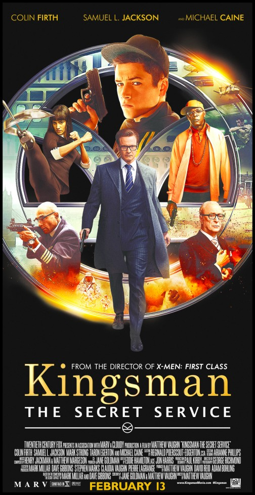 Kingsman: The Secret Service' Advance Screening Passes   The Reel ... X Men First Class Poster