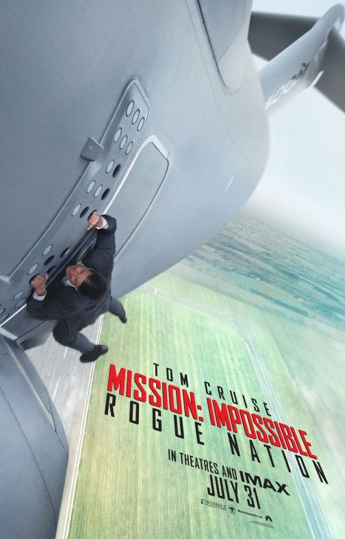 'Mission: Impossible - Rogue Nation' Advance Screening Passes