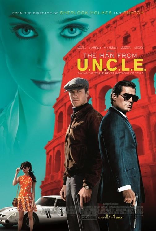 'The Man from U.N.C.L.E.' Advance Screening Passes