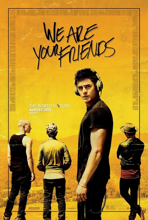 'We Are Your Friends' Advance Screening Passes