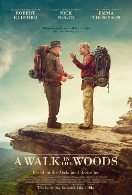 'A Walk in the Woods' Advance Screening Passes