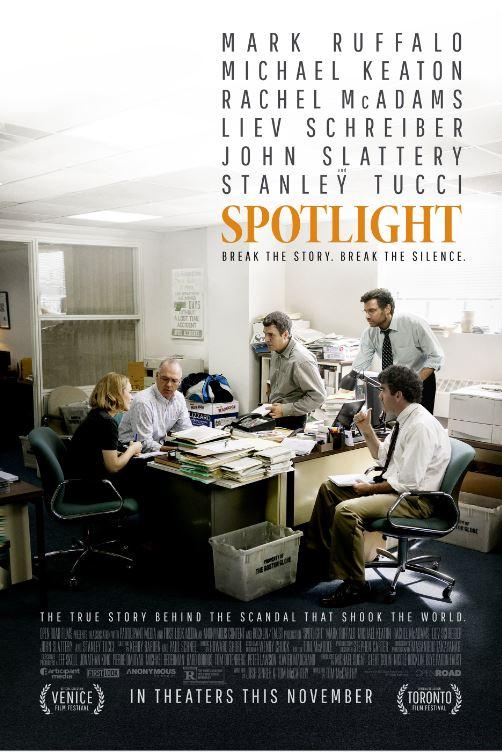 'Spotlight' Advance Screening Passes