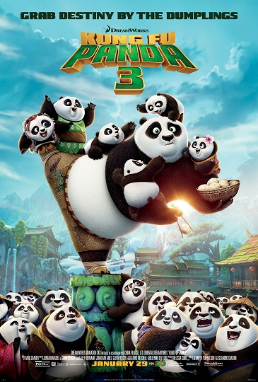 'Kung Fu Panda 3' Advance Screening Passes
