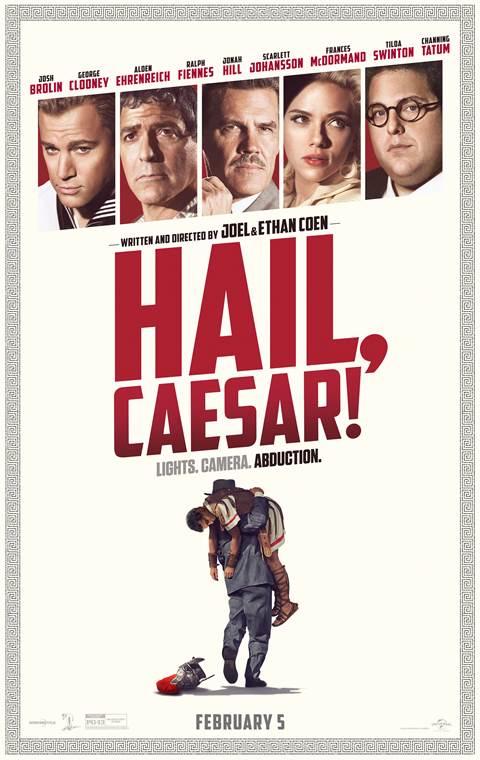 'Hail, Caesar!' Advance Screening Passes