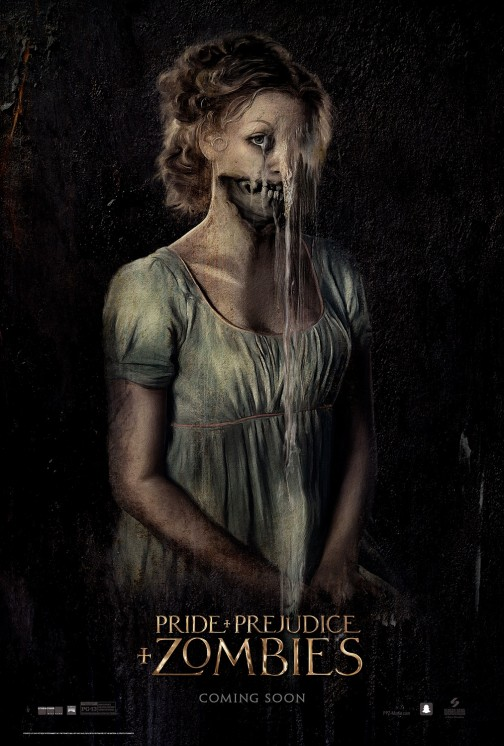 'Pride and Prejudice and Zombies' Advance Screening Passes