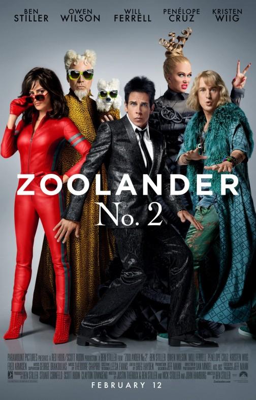 'Zoolander 2' Advance Screening Passes