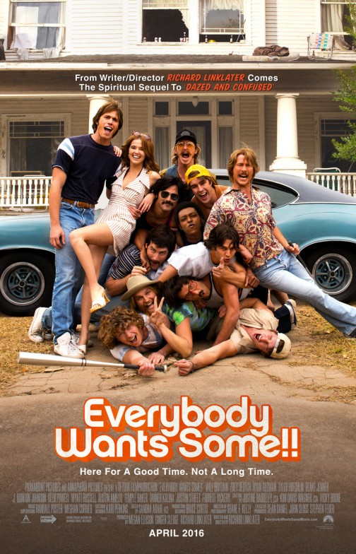 'Everybody Wants Some!!' Advance Screening Passes