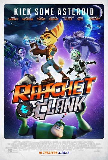 'Ratchet & Clank' Advance Screening Passes