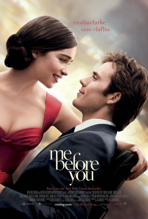 'Me Before You' Advance Screening Passes