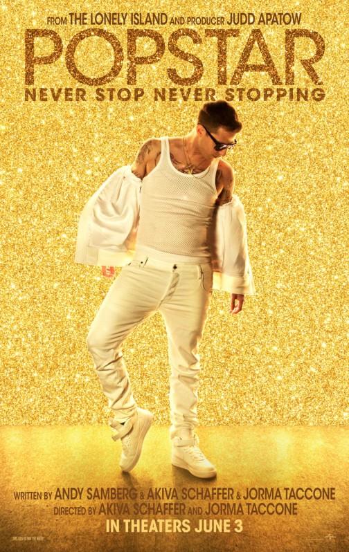 'Popstar: Never Stop Never Stopping' Advance Screening Passes