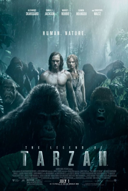 'The Legend of Tarzan' Advance Screening Passes