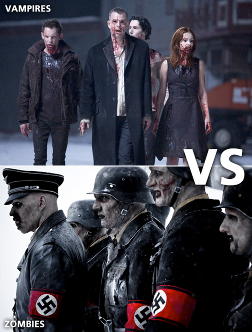 Vampires vs. Zombies: Who Would Win?