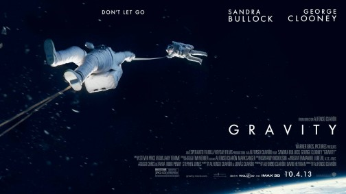 Gravity' Advance Screening Passes | The Reel Place