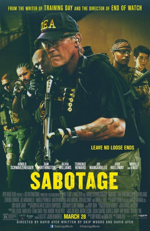 Sabotage_Poster_March28