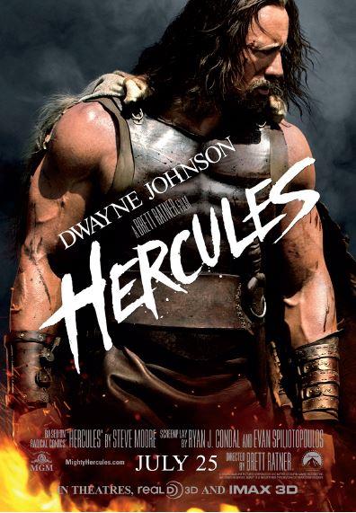 HERCULES - Promo Art