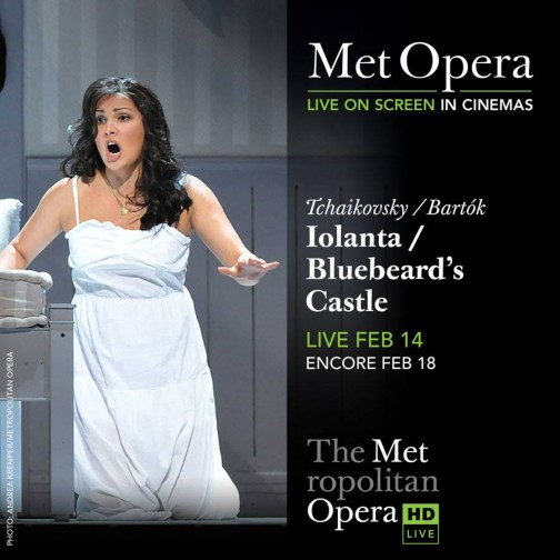 The Met Opera - Iolanta + Bluebeard's Castle