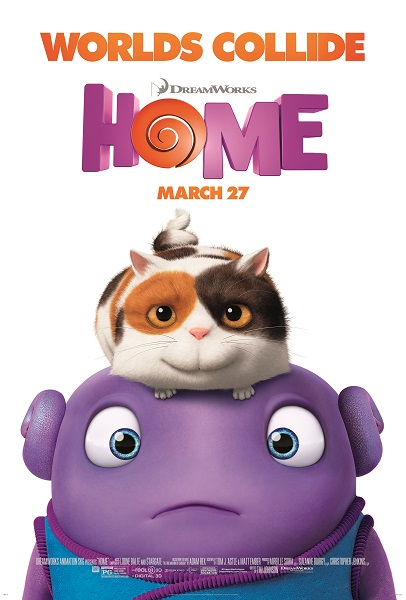 HOME Poster Art - Color