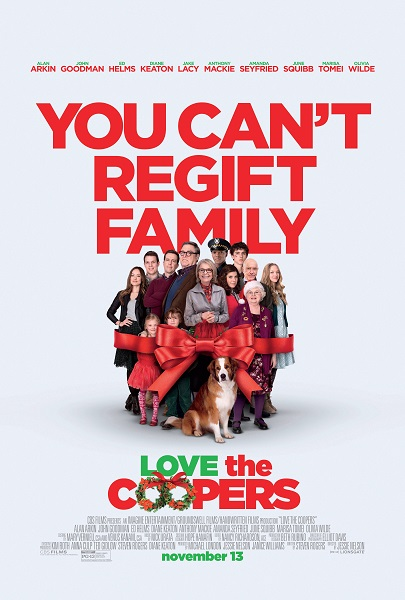 LOVE THE COOPERS_Final One Sheet